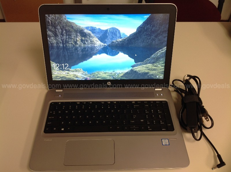 HP ProBook 450 G4,  Qty1.  See Photos.