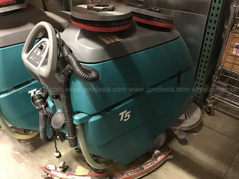1 lot air mover, burnisher, scrubber (Lot #3)