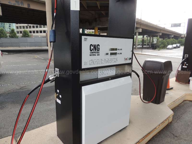 Compressed  Natural Gas Fueling Station Equipment