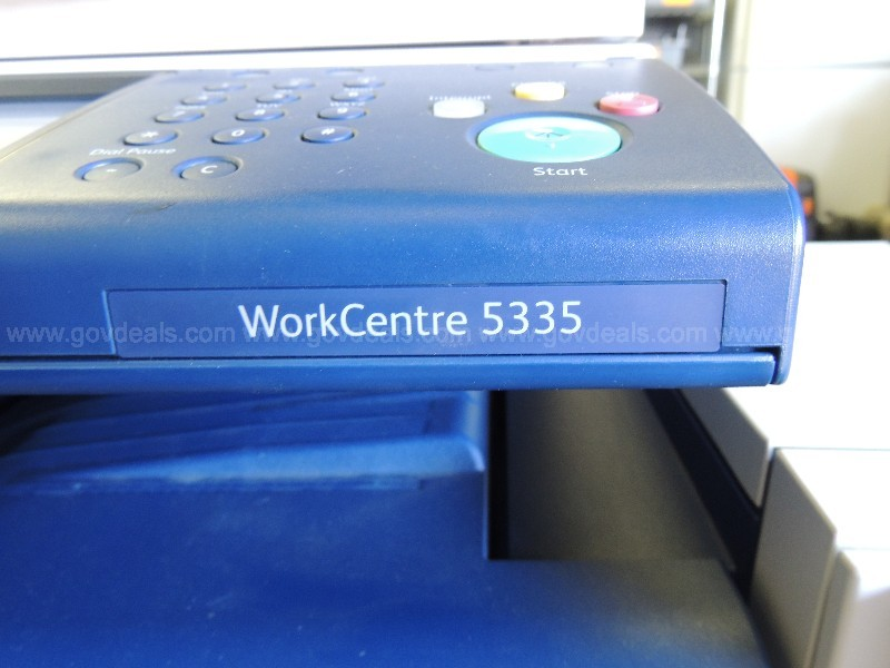 Xerox Work Centre 5335 Copier