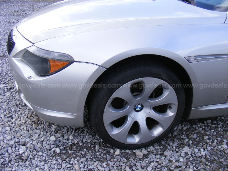2005 BMW 6-Series 645Ci Coupe  Runs Transmission Problem Video