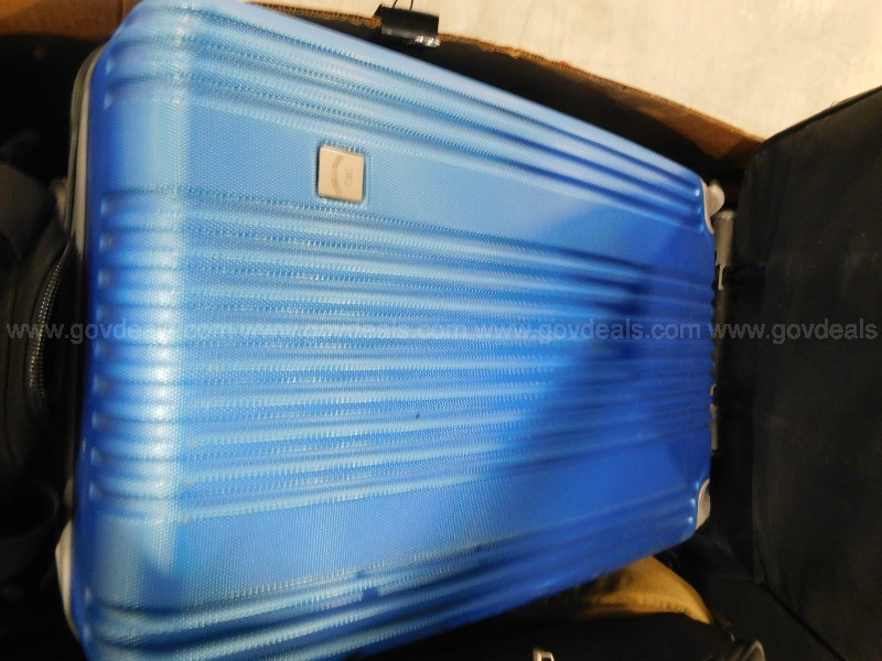 "Salvaged: ""Luggage"" (08319-233)"
