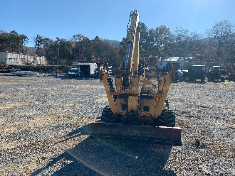 CASE 560 Trencher/Backhoe/Plow