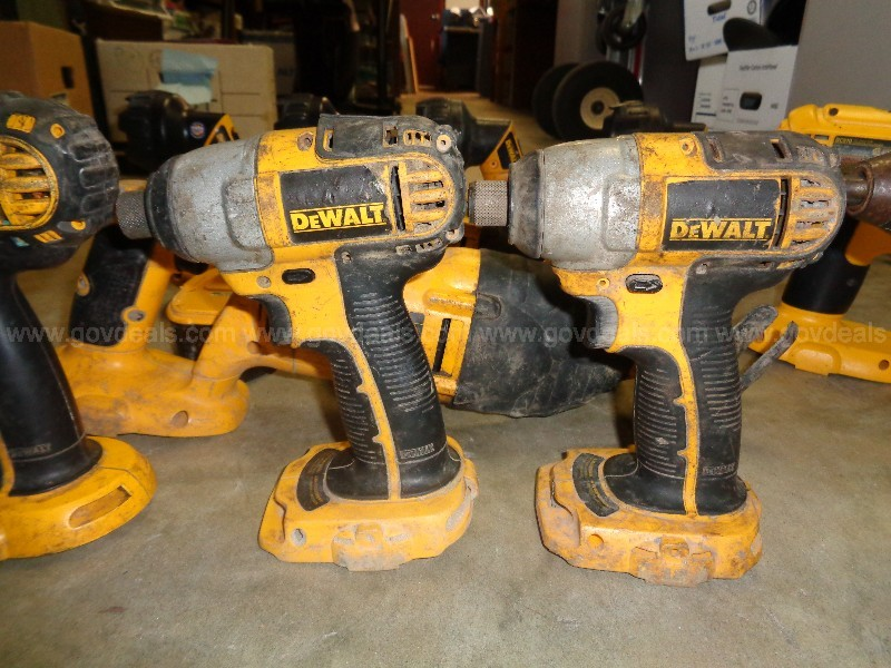 (18) USED POWER TOOLS