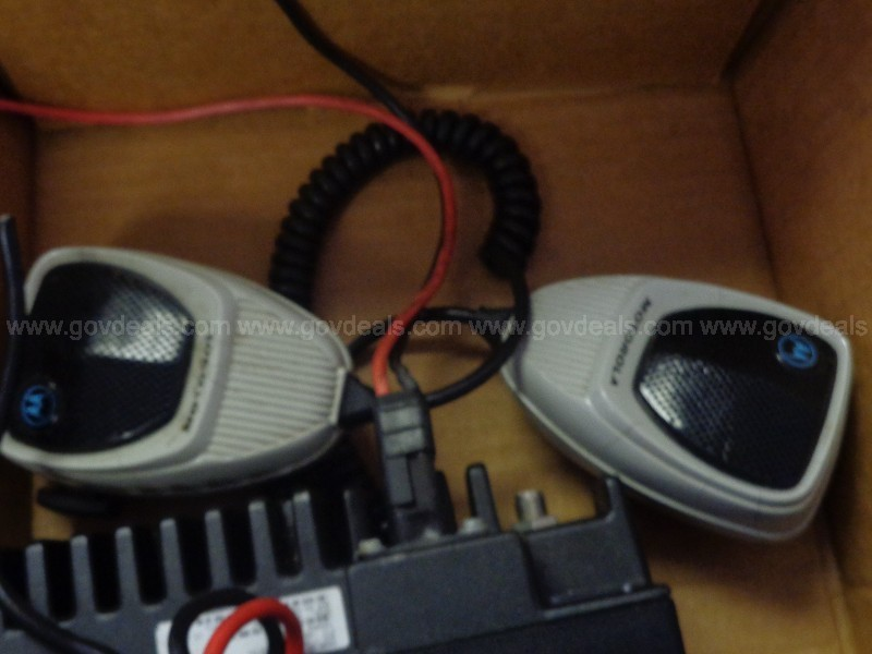 (181) USED MOTOROLA XTS 5000, (26) USED MOTOROLA XTS 3000, ASSORTMENT OF...