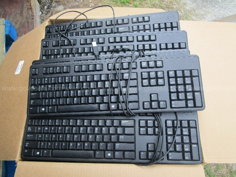 (106) DELL KEYBOARDS