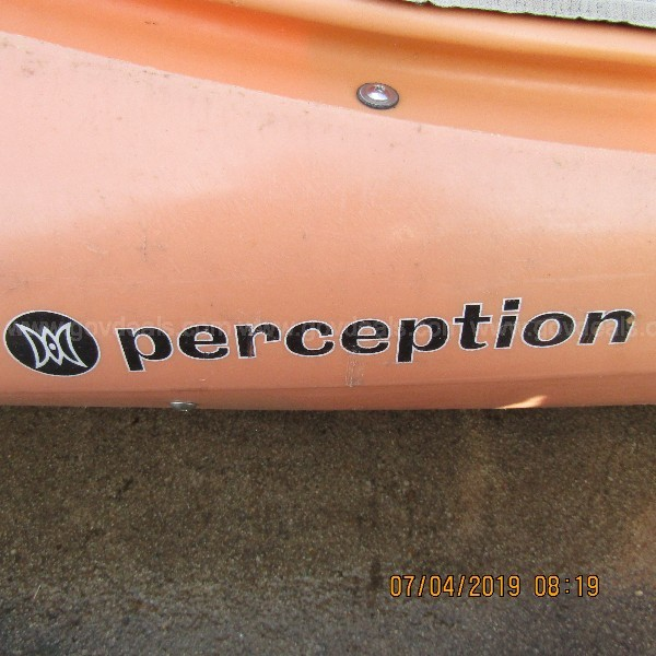 KAYAK , PERCEPTION PRODIGY 12