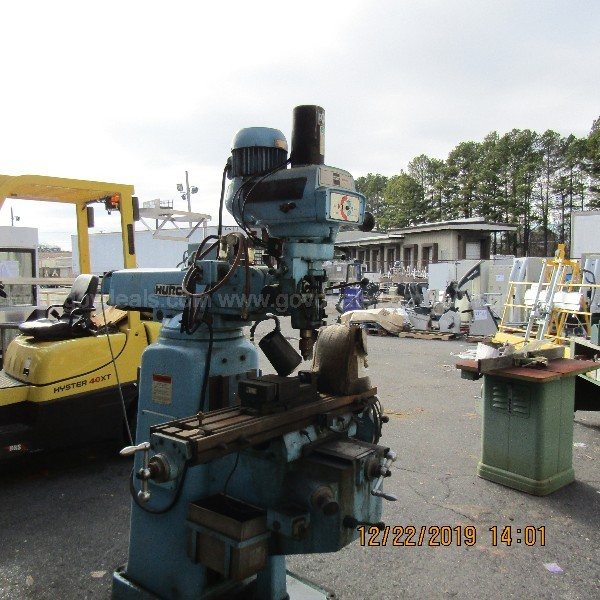 HURCO SM1 MILLING MACHINE