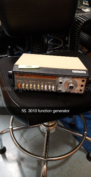 Precision 3010 Sweep/Function Generator