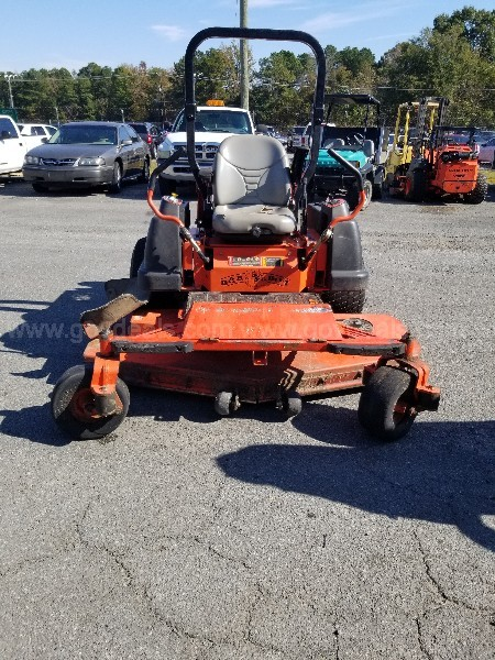 "2012 BAD BOY 72"" ZERO TURN MOWER - DIESEL ENGINE"
