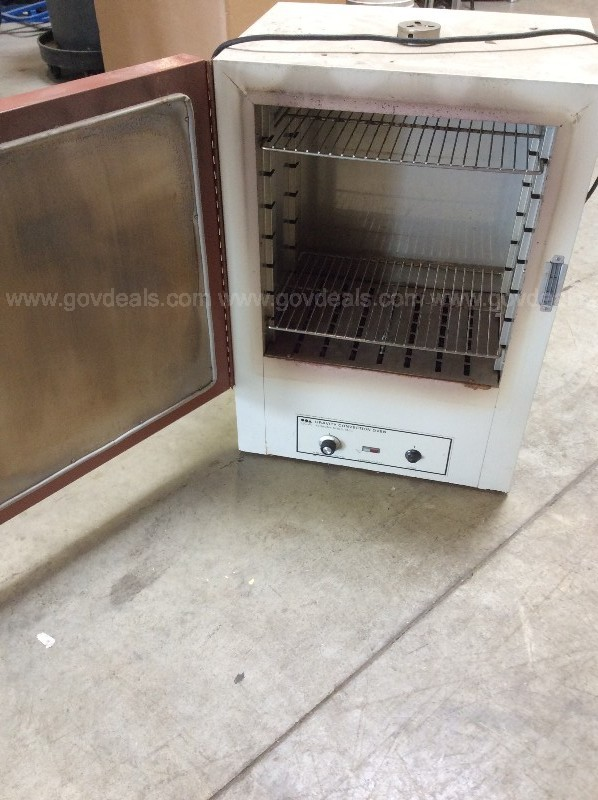 GCA Precision Gravity Convection Oven