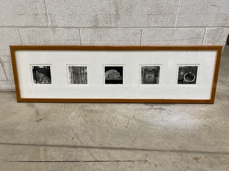 10 Sets of Framed Pictures