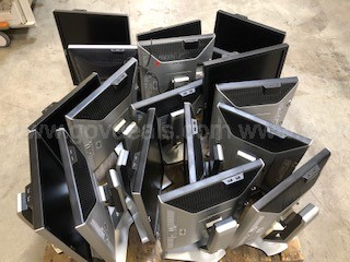Lot of 18 Computer Monitors