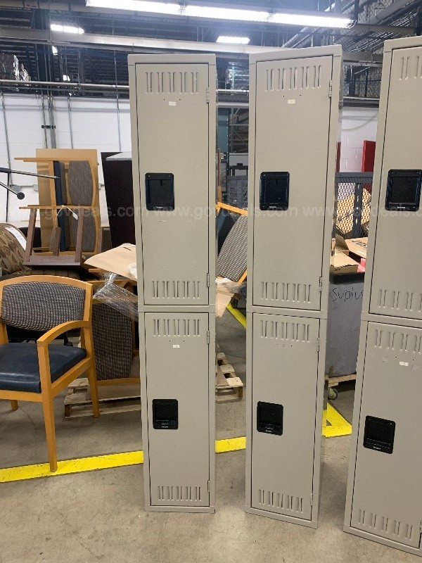 Tennsco Lockers