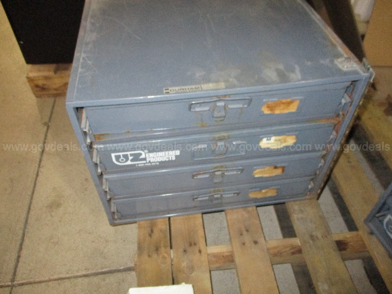Tool boxes - lot of 2