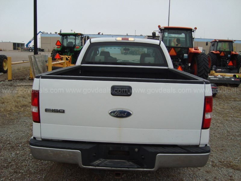 2008 Ford F-150 STX SuperCab Short Box 2WD