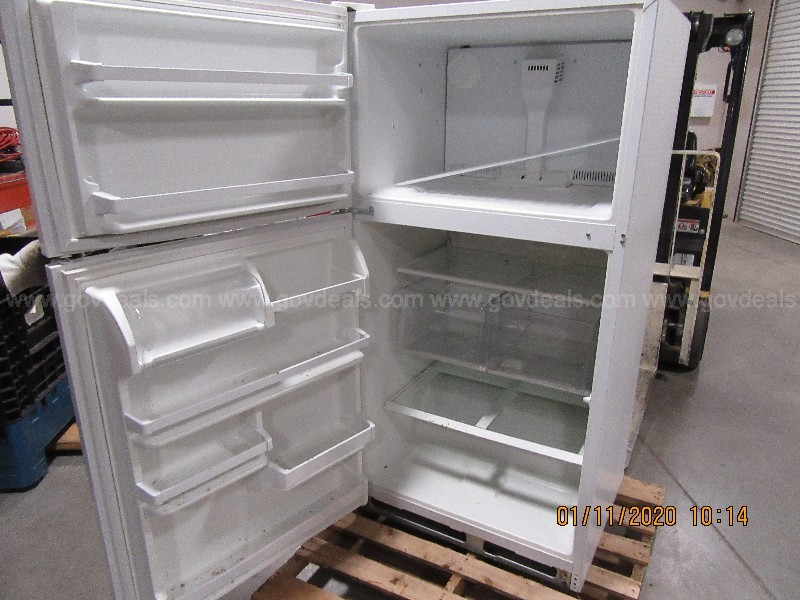 Bio-Medical Solutions Refrigerator Model SGCP210W1AB