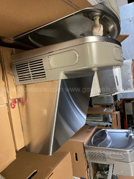 Lot-5 miscellaneous Water Coolers (4)