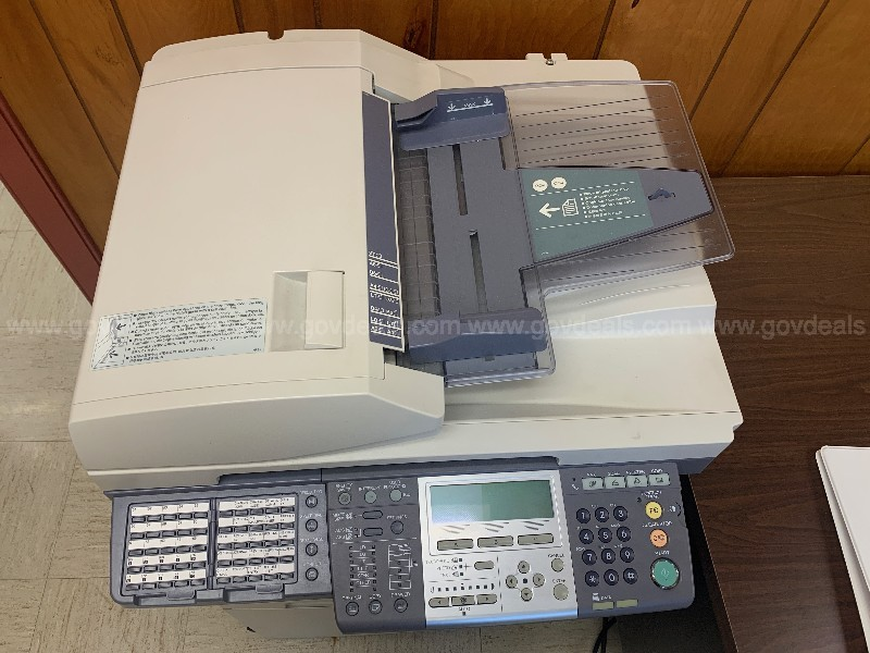 Toshiba eStudio 207 Copier Scanner