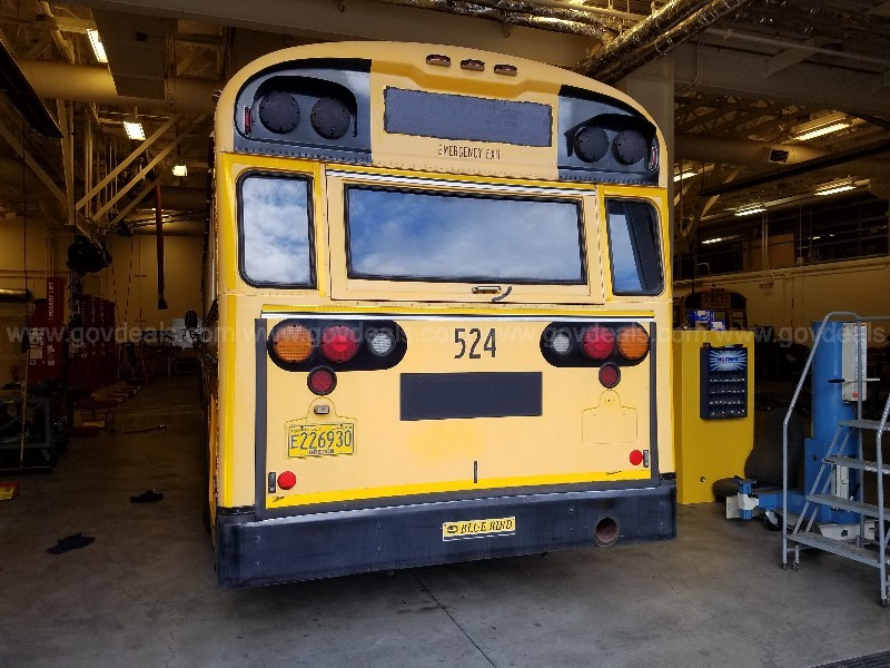2006 Blue Bird All American REAR ENGINE 84 Passenger School Bus