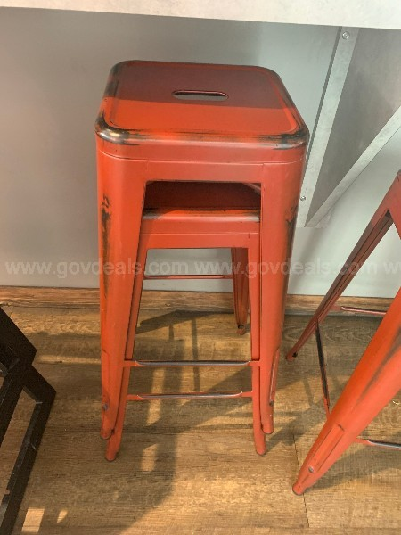 Restaurant Tables, Chairs and Stools