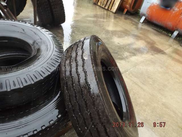 Tire, Goodyear 295/75R/22.5, G159, new  Lot 5