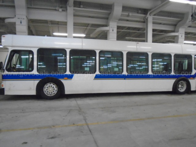 1998 Orion Bus