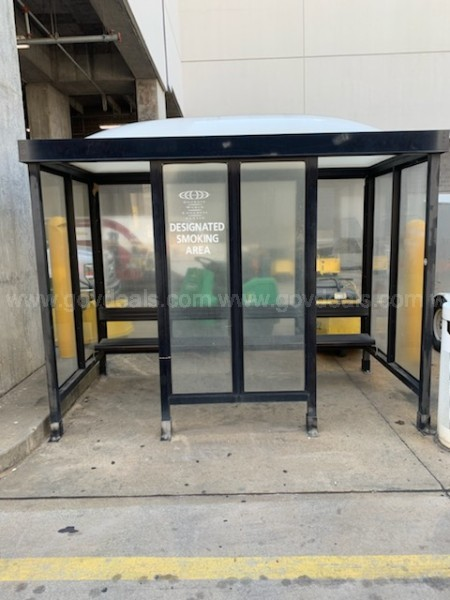 Smoking Shelter/ Bus Stop