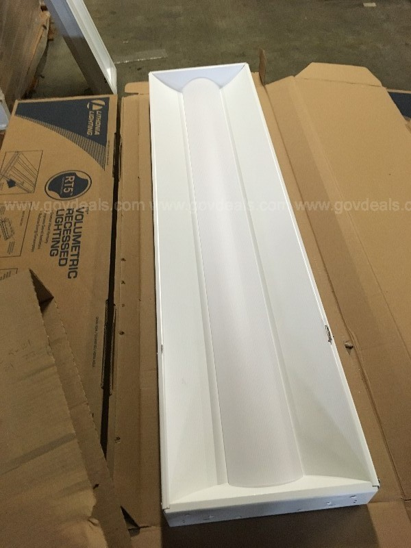 Large Lot of Recessed Lighting Fixtures - Construction Project VALUE!