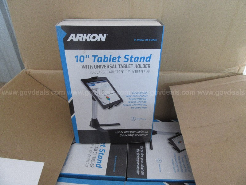(15) Adjustable Tablet Stands