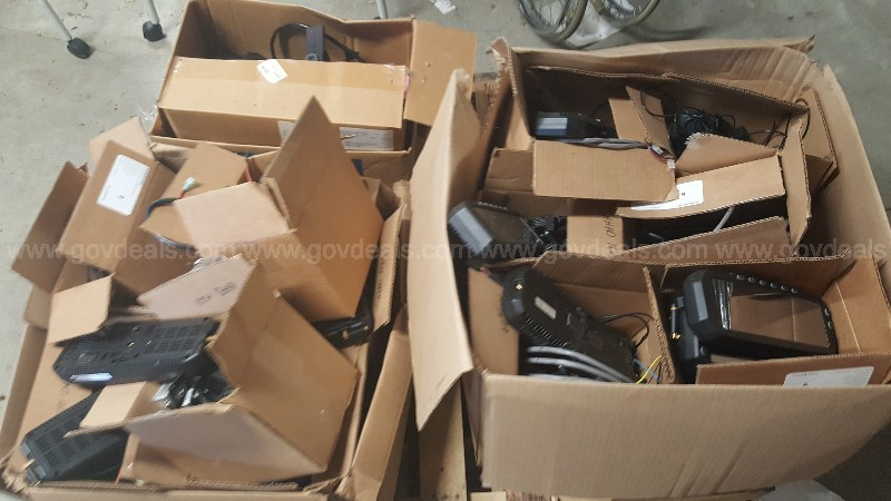 Lot of Police Dash Cam equipment