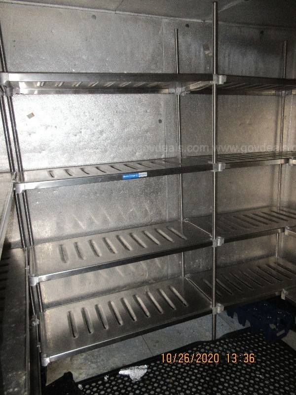 (Lot 62) Shelving Racks