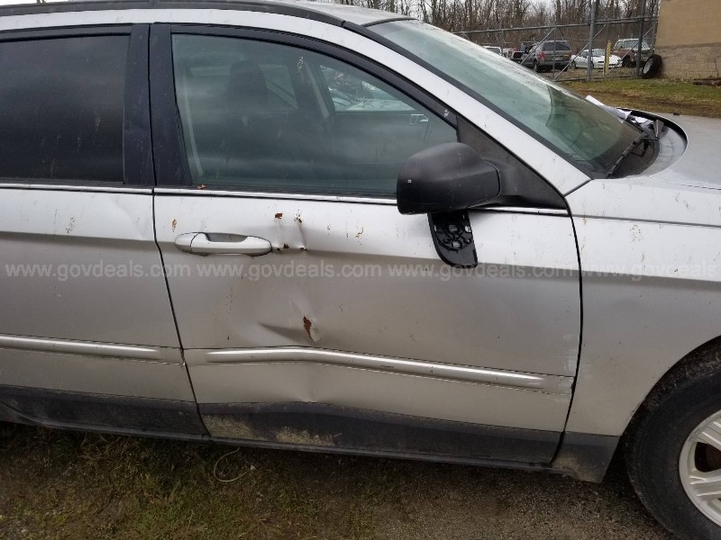 2005 Chrysler Pacifica - Scrap-Parts Only