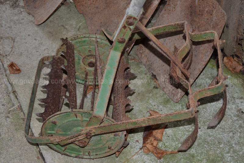 Lot of Antique Garden Tools