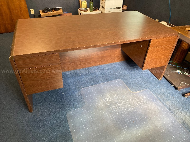 Miscellaneous Office Furniture from Village Hall & Police Department