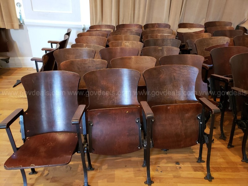 Auditorium Seats- Approximately 400