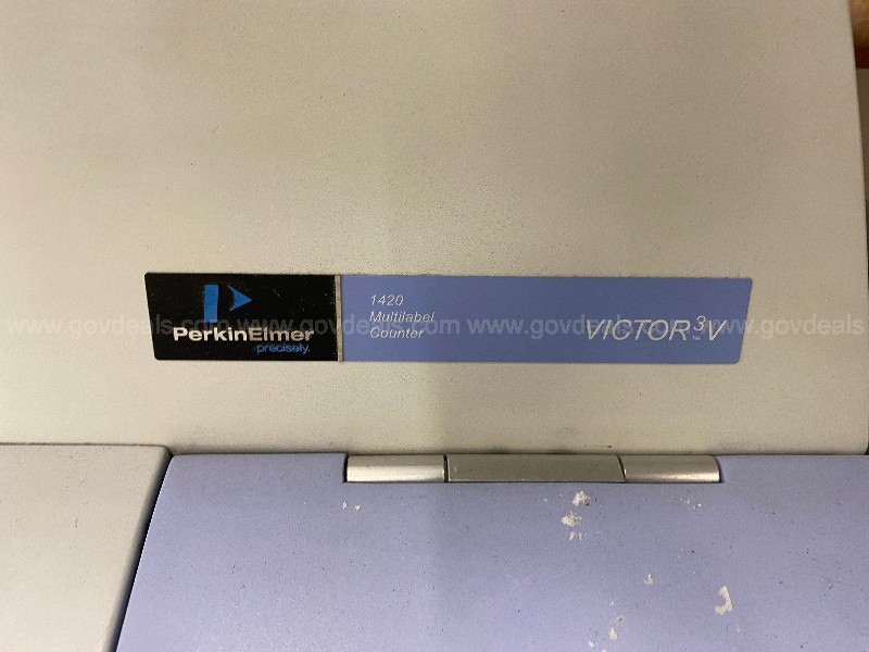 Plate Reader with Injector: PerkinElmer Victor3V 1420 - NOT TESTED