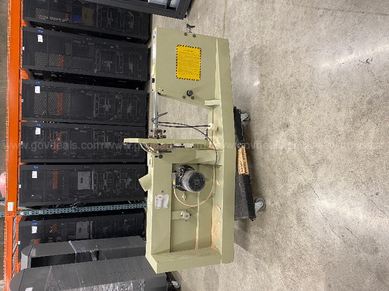 Band Saw - Mini Max S45, 230V - NOT TESTED