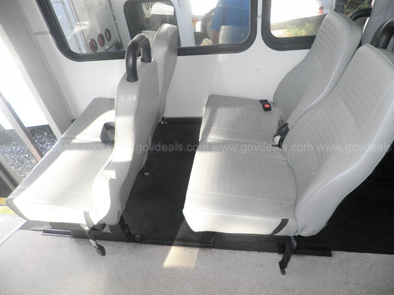 2013 Ford Econoline E350 conversion vehicle - Champion Bus