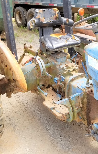 1985 FORD 2910 TRACTOR