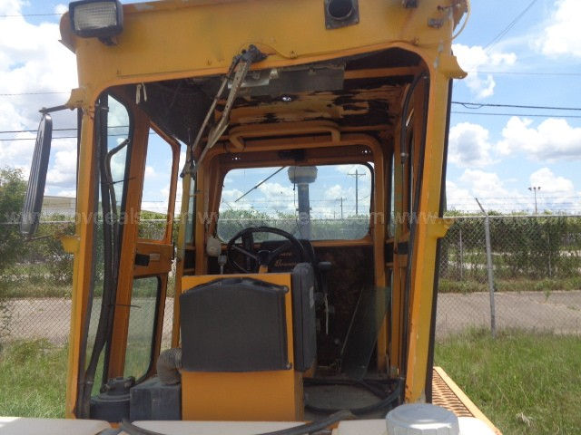 2004 Broce Sweeper (Diesel)