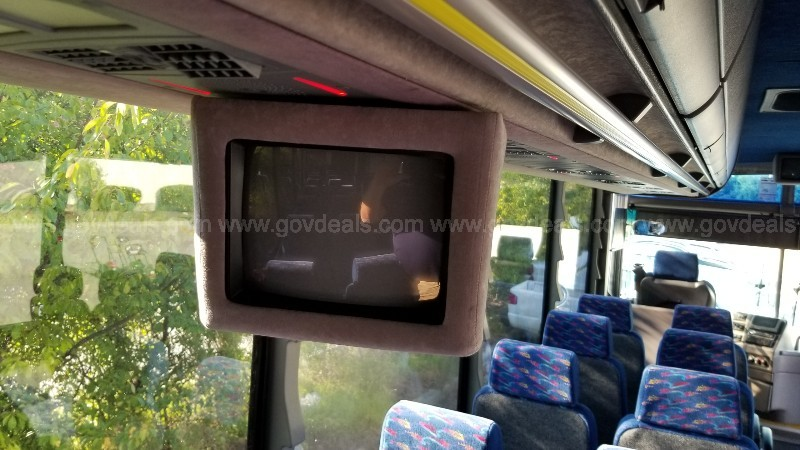 2006 Blue Bird Commercial 51 Passenger Bus, 12.5L L6 Diesel
