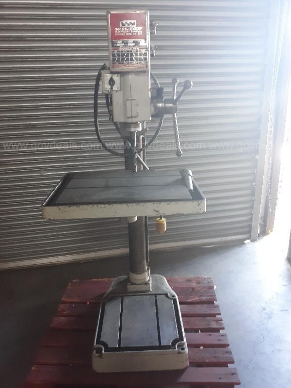 Wilton Machinery Drill Press