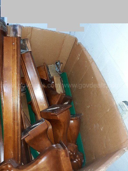 Lot of Pool Tables (2 Pallets)