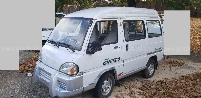 2011 GGT GRTK EDyne Electric Van