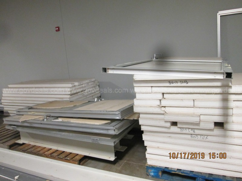 One Lot of Excess Building Equipment/Supplies