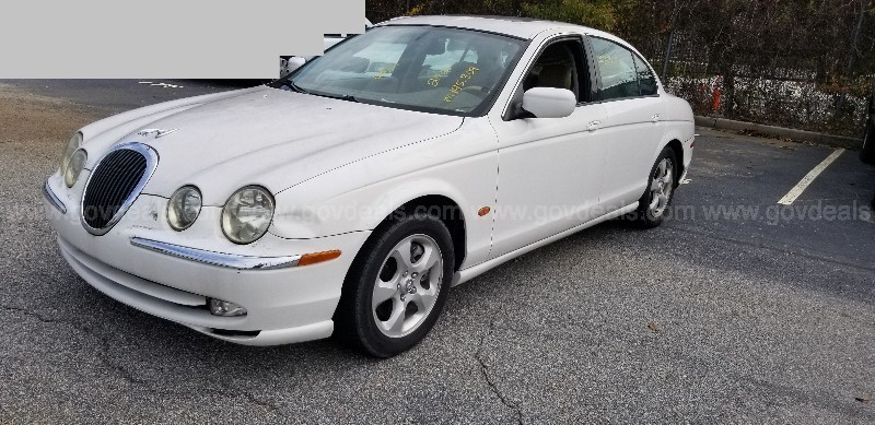 2002 Jaguar S-Type 3.0 SEDAN 4-DR, 3.0L V6
