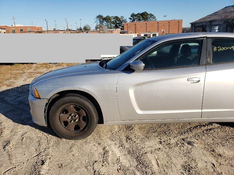 2011 Dodge Charger Police SEDAN 4-DR, 5.7L V8
