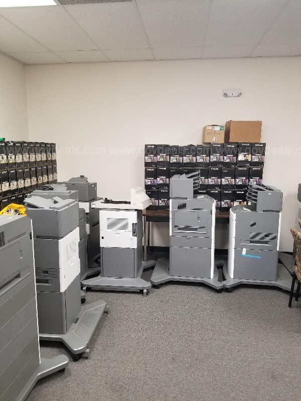 Lot of Printers and Toners