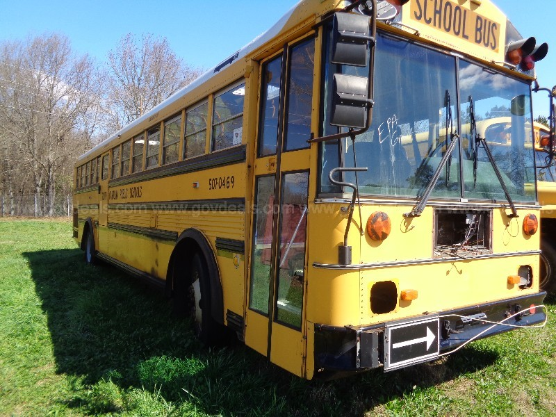 Lot of Junk/Scrap School Buses (66 total)